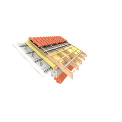 Image for Pitched roof - solutions