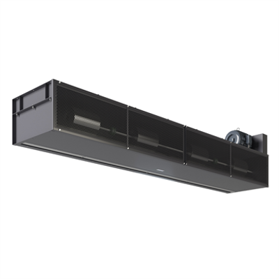 Image for IBC16 - Direct Gas - Berner Industrial Belt Drive 16 Air Curtain
