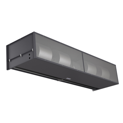Image for IDC20 - Direct Gas - Berner Industrial Direct Drive 20 Air Curtain