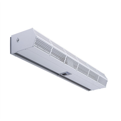 Image for CLC08 - Hot Water - Berner Commercial Low Profile 8 Air Curtain