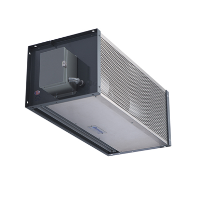 Image for IDC12 - Electric - Berner Industrial Direct Drive 12 Air Curtain