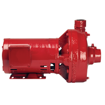 Image for End Suction HVAC Pumps, Closed-Coupled, 1800 RPM, 3600 RPM