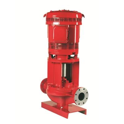 Image for Vertical In-Line HVAC Pumps, Double Suction Split Case, 1200 RPM, 1800 RPM