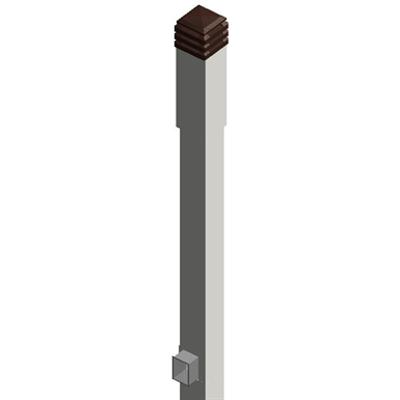 Image for Schiedel REI PANNEL Filtri Fumo REI 120 Sistema Singolo 3035 con rivestimento su quattro lati