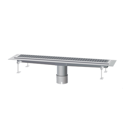 Image for KESSEL-Linear channel drain 6030100 stainless steel, B: 300, L: 1047, H: 60