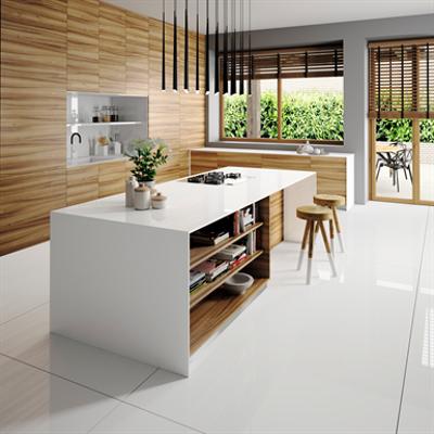 Image for Silestone Iconic White
