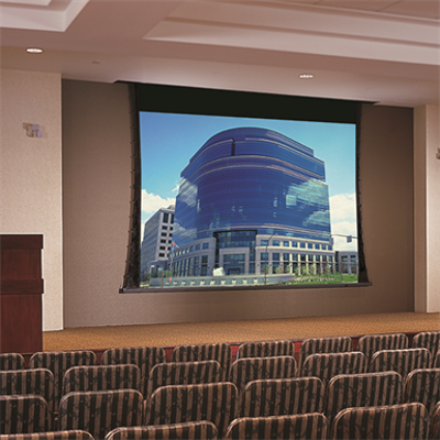 Image for Premier XL Motorized Projection Screen