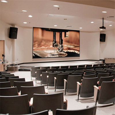 Image for Access XL E Motorized Projection Screen