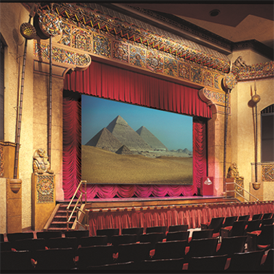 Image for Paragon E Motorized Projection Screen