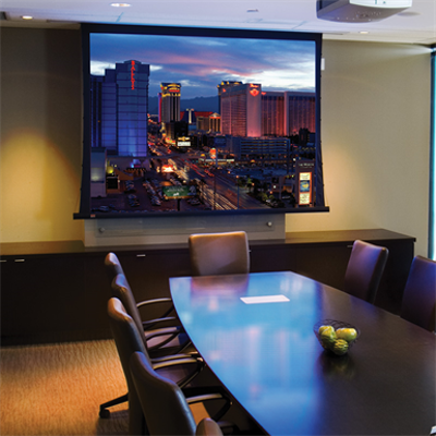 Image for Access Fit V Motorized Projection Screen
