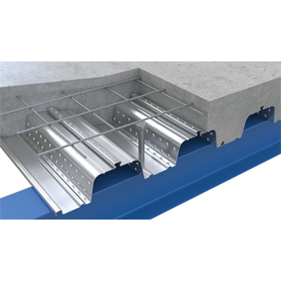Image for ComFlor® 80  - Steel composite decking for composite floors