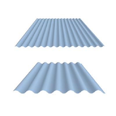 imagem para Montana - SWISS PANEL® - Corrugated and trapezoidal profiles for walls