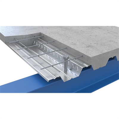 Image for ComFlor® 46  - Steel composite decking for composite floors