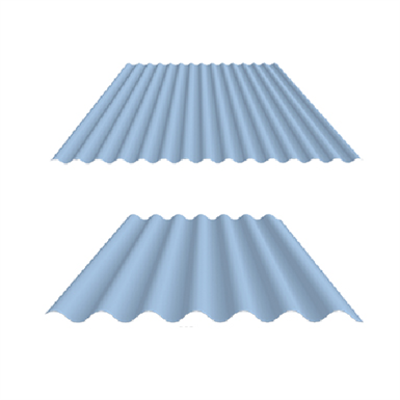 imagem para Montana - SWISS PANEL® - Corrugated and trapezoidal profiles for roof