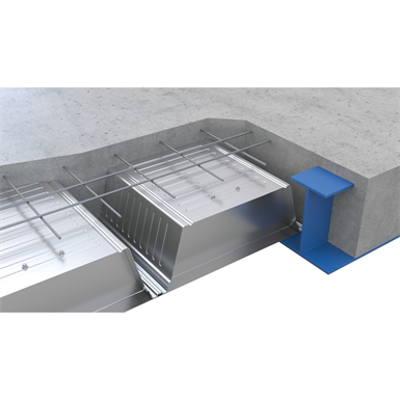 Image for ComFlor® 210  - Steel composite decking for composite floors