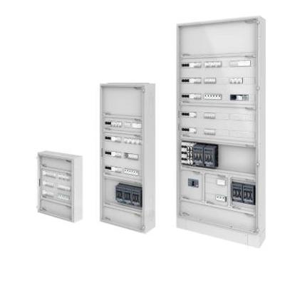 Image for ALPHA DIN - LV distribution board - Complete set