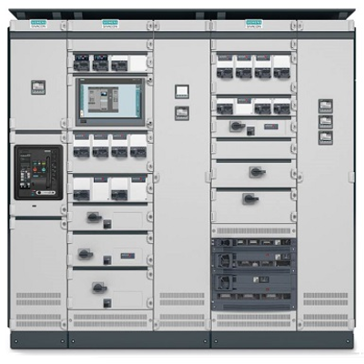 изображение для SIVACON S8 LV switchboard - Single front busbar rear - Complete set