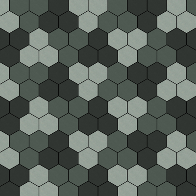 Image for SCG Paving block HEXAGON BLOCK