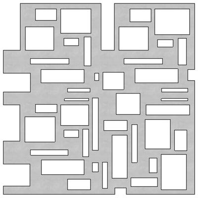 Image pour SCG Fretwork CW-Code