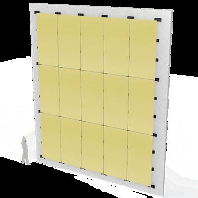 изображение для larcore®A2 specials Anodized Art Nouveau Gold HideTech® PLUS system