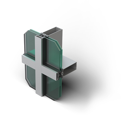 Image for 1620UT/1620UT SSG Curtain Wall System