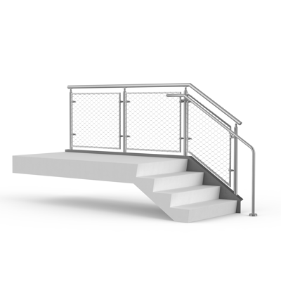 Image for CIRCA CableNet Railing System