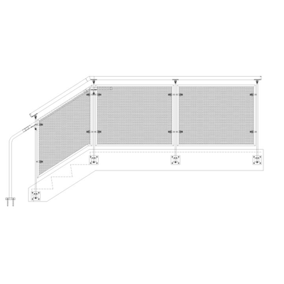 Image for BEACON Perf Railing System