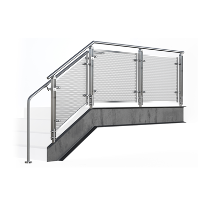 Image for BLADE Perf Metal Railing System