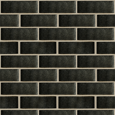 Image for Face Brick Metallic Black