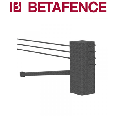 Image for BETAFENCE Crash Rated Fence M30-P1