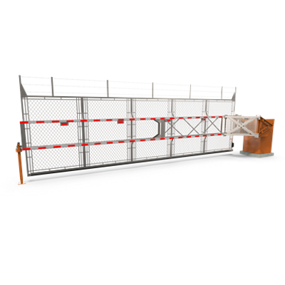 Image for BLG77 High Security Barrier- USA/CAN