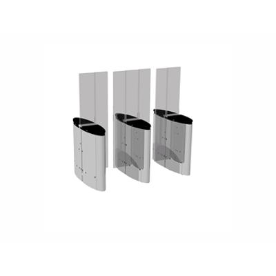 Image for Smartlane 900 Access Control Speedgate Turnstile- 2 Lanes