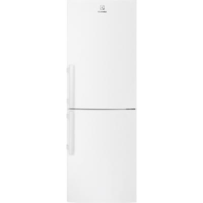 Image for Electrolux FS Fridge Freezer Bottom Freezer White 595 1745