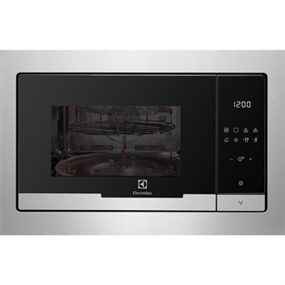 изображение для Electrolux BI Microwave Oven Stainless Steel 600 380