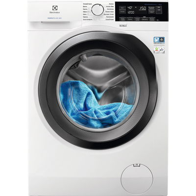 Image pour Electrolux Free_Standing Washer HEC 54 XXXL White