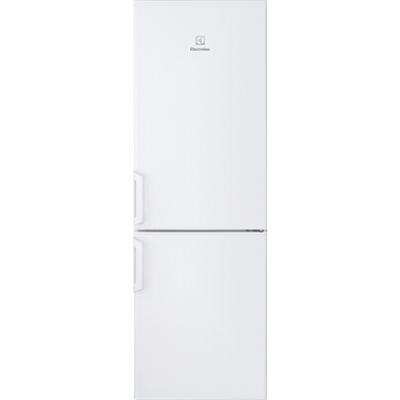 Image for Electrolux FS Fridge Freezer Bottom Freezer White 558 1687