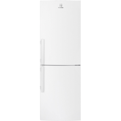 Image for Electrolux FS Fridge_Freezer Bottom Freezer White 595 1750