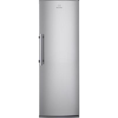 Image for Electrolux FS Upright Freezer 1854 Grey+Stainless Steel Door with Antifingerprint
