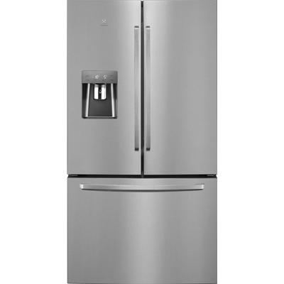 изображение для Electrolux FS Fridge_Freezer Bottom Freezer Silver+Stainless Steel Door with Antifingerprint 912 1776