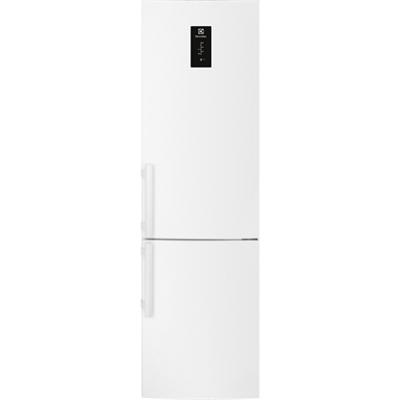 Image for Electrolux FS Fridge Freezer Bottom Freezer White 595 1845