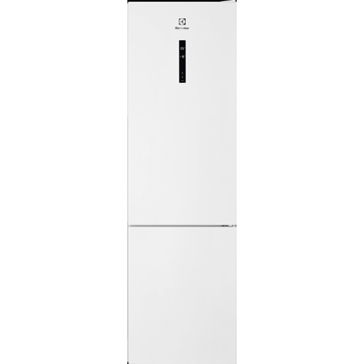 Image for Electrolux FS Fridge_Freezer Bottom Freezer White 595 2010