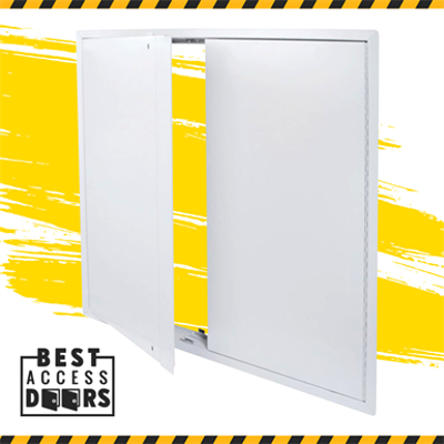 Image for Large Opening Double Leaf Access Panel Access Door Drywall