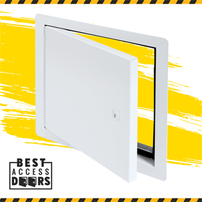 Image for Aluminum Insulated Access Panel - Access Door for Drywall