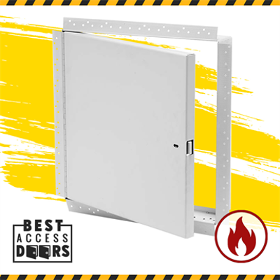 Image for Fire Rated Access Panel Non-Insulated with Mud In Flange - Best Access Doors