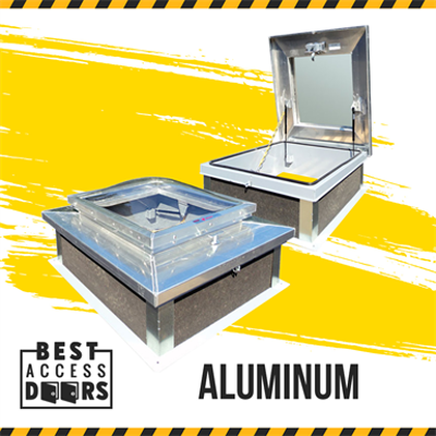 Image for Domed Roof Hatch - Aluminum
