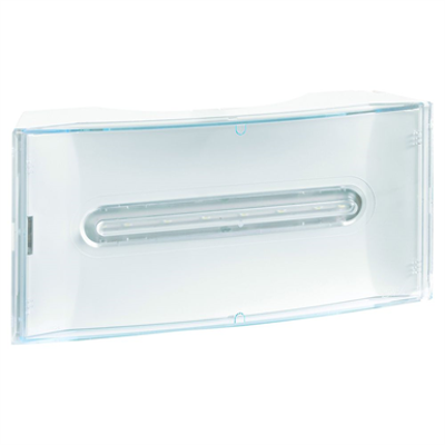 Image for URALIFE self-contained emergency lighting autotest-addressable recessed luminaire