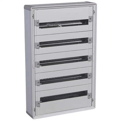 Image for Fully modular metal enclosures XL³ 160 - ready to use - 2  to 6 rows - 24 modules