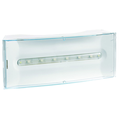 Image for URALIFE self-contained security lighting autotest-addressable recessed luminaire