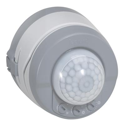 Image for 360° motion sensor Plexo IP 55 - surface mounting - PIR Technology - grey