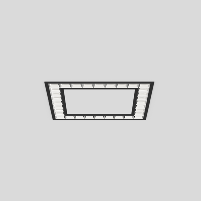Image for BETO 360 square recessed
